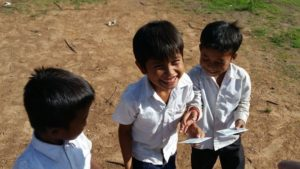 Asian Outreach captures first pictures of Cambodian kids