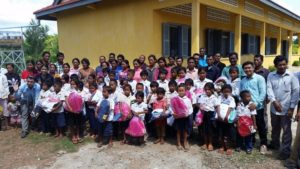 Asian Outreach shows the loves of Christ